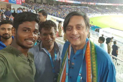 'Sanju Samson doesn't need to be next MS Dhoni': Gautam Gambhir's reply to Shashi Tharoor's tweet