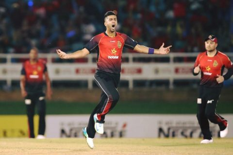 IPL 2020: Ali Khan Replaces Harry Gurney in KKR, First Player From the USA to Feature in IPL