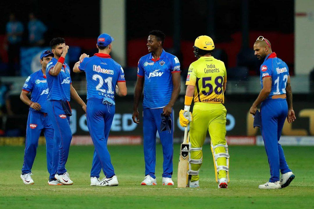 IPL 2020: CSK vs DC Prithvi Shaw's Half-Century, Delhi Capitals Beat Chennai Super Kings by 44 Runs to Register Their Second Consecutive Win