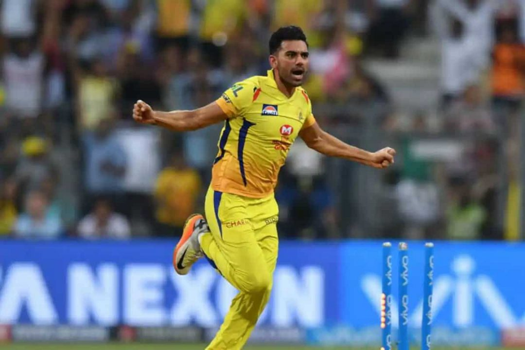 IPL 2020: Deepak Chahar, Strong Contenders for a Purple Cap on UAE's Slow Pitch