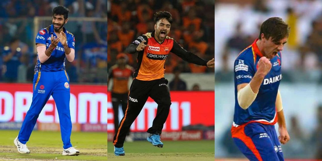 IPL 2020: Five Bowlers, Strong Contenders for a Purple Cap on UAE's Slow Pitch