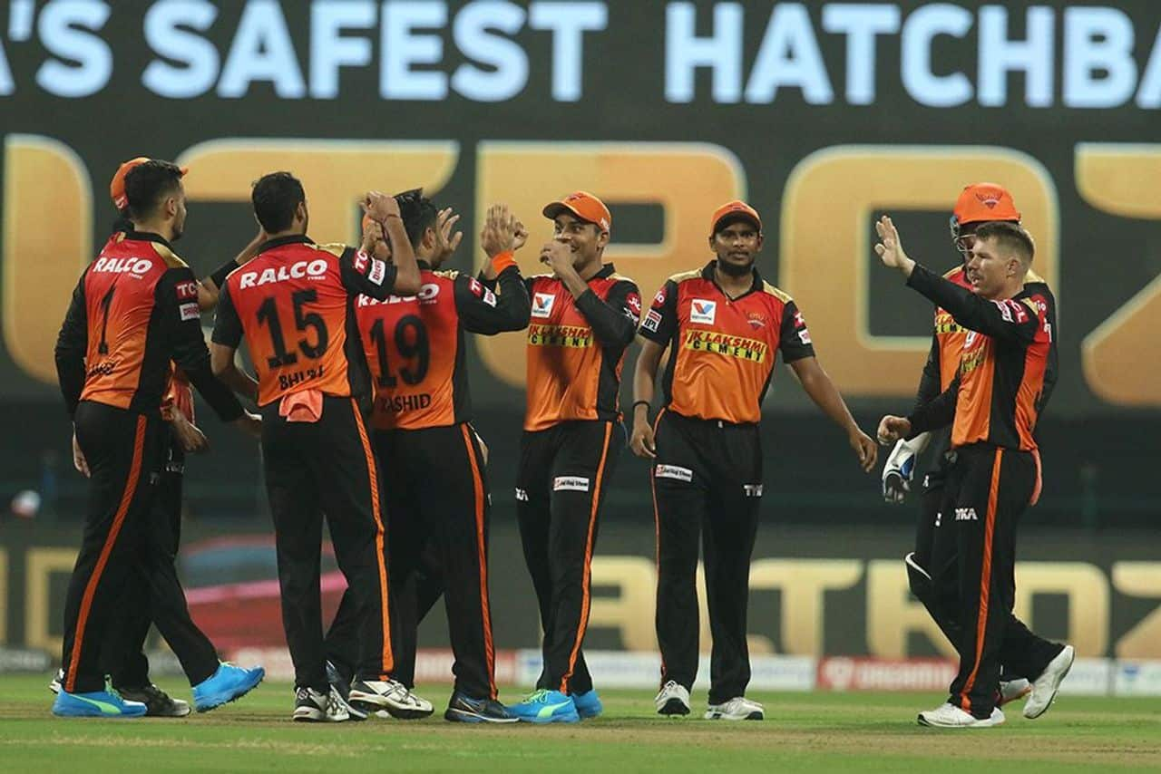 IPL 2020: DC vs SRH, Sunrisers Hyderabad beat Delhi Capitals, Register Their First Victory of the 13th Season of Indian Premier League