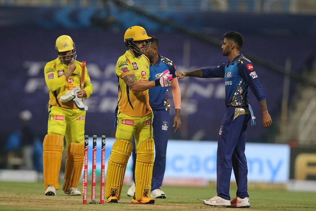 IPL 2020: MI vs CSK, MS Dhoni-led Chennai Super Kings Won By 5 Wickets in The IPL Opener