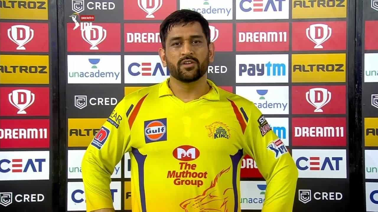 DC vs CSK IPL 2020: Run Rate Keeps on Mounting After Slow Starts And Adds Pressure -MS Dhoni