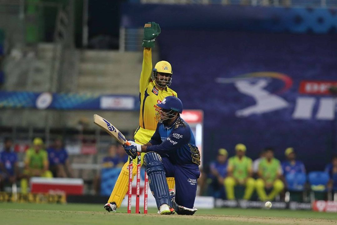 IPL 2020: Another Record for Dhoni, 250* Dismissals in T20