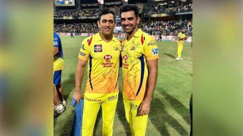 IPL 2020: Mahendra Singh Dhoni Relies Heavily on Deepak Chahar Says Ajit Agarkar
