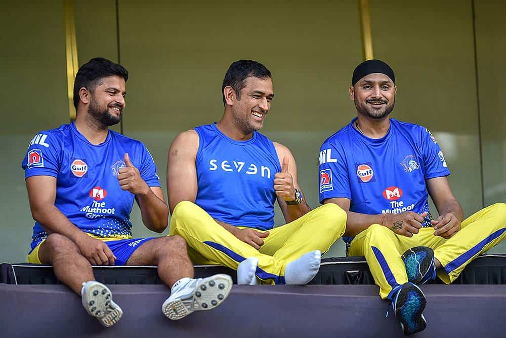 "IPL 2020: Chennai Super Kings not ""Looking at Anybody"" to Replace Suresh Raina"