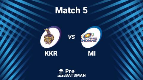 KKR vs MI Dream11 Team IPL 2020 Kolkata Knight Riders vs Mumbai Indians- Playing XI, Captain, Vice-Captain, Pitch Report – September 23, 2020