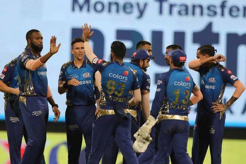 IPL 2020: KKR vs MI, Rohit Sharma Led Mumbai Indians Won by 49 Runs & Register Their First Victory in UAE