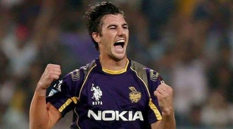 """IPL 2020: """"I am glad that I don't have to bowl to McCullum"""", says Pat Cummins"""