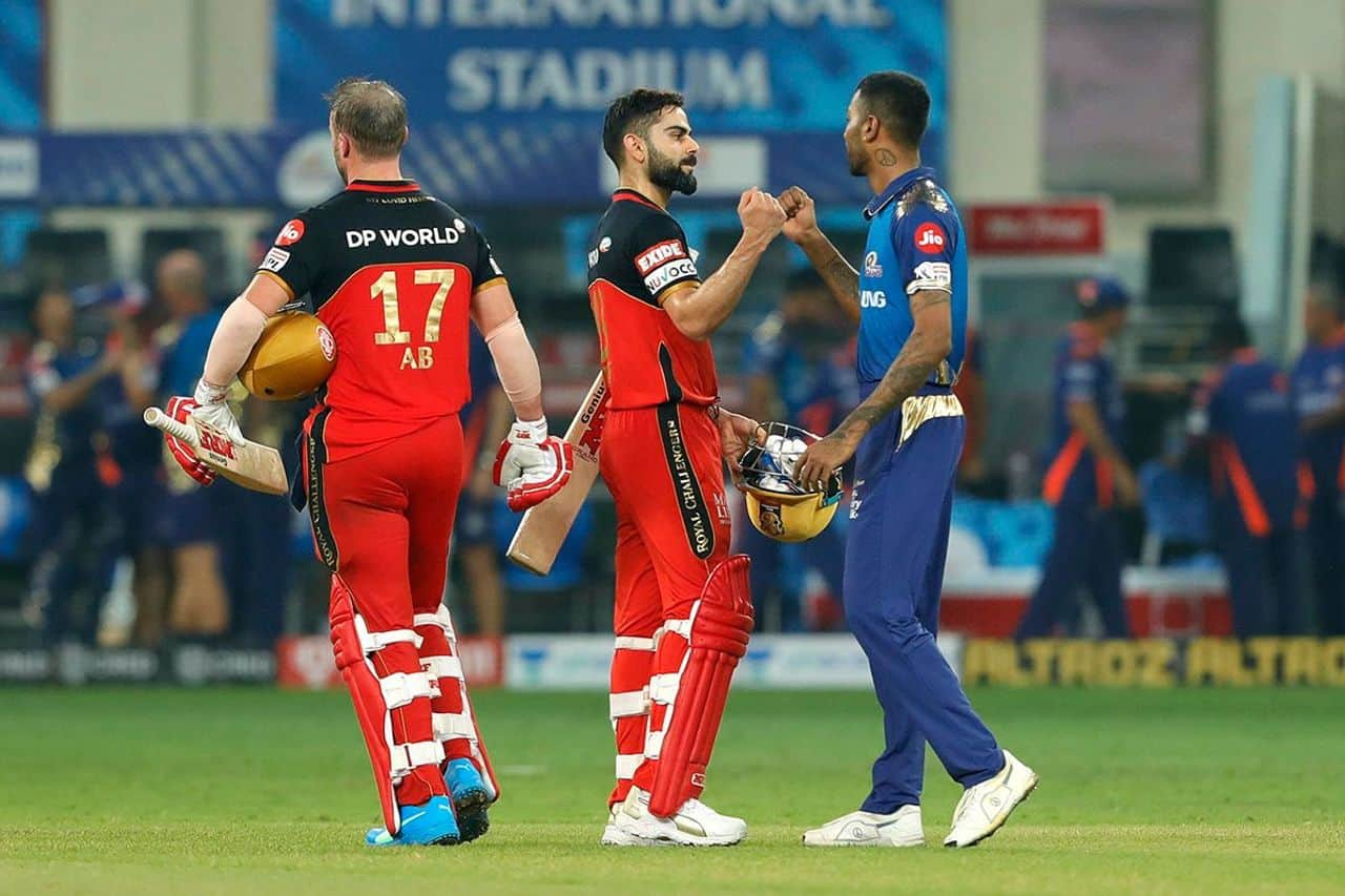IPL 2020: RCBvsMI, Royal Challengers Bangalore beat Mumbai Indians in Super Over, AB, Padikkal, Finch and Ishan Kishan's Phenomenal Performance