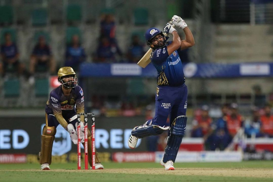 """IPL 2020: Rohit Completed 200th Six, Joined """"Dhoni-Gayle-de Villiers"""" Special Club"""