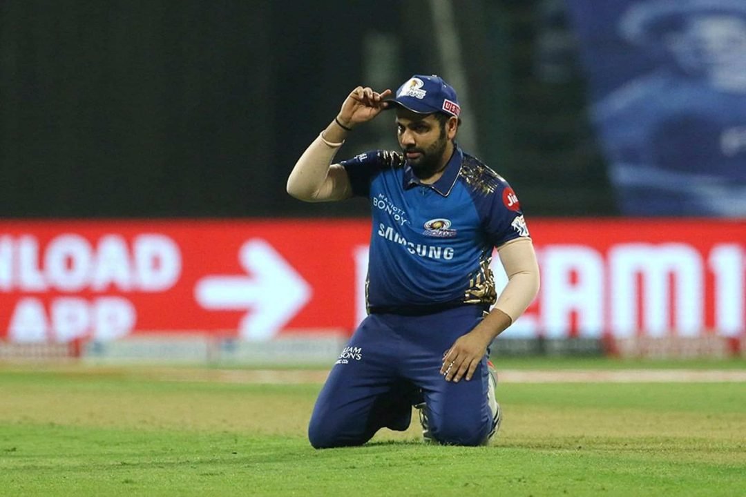 """IPL 2020:""""None of Our Batsmen Carried on For us, Like du Plessis, Rayudu Did for CSK"""", Says Rohit Sharma"""