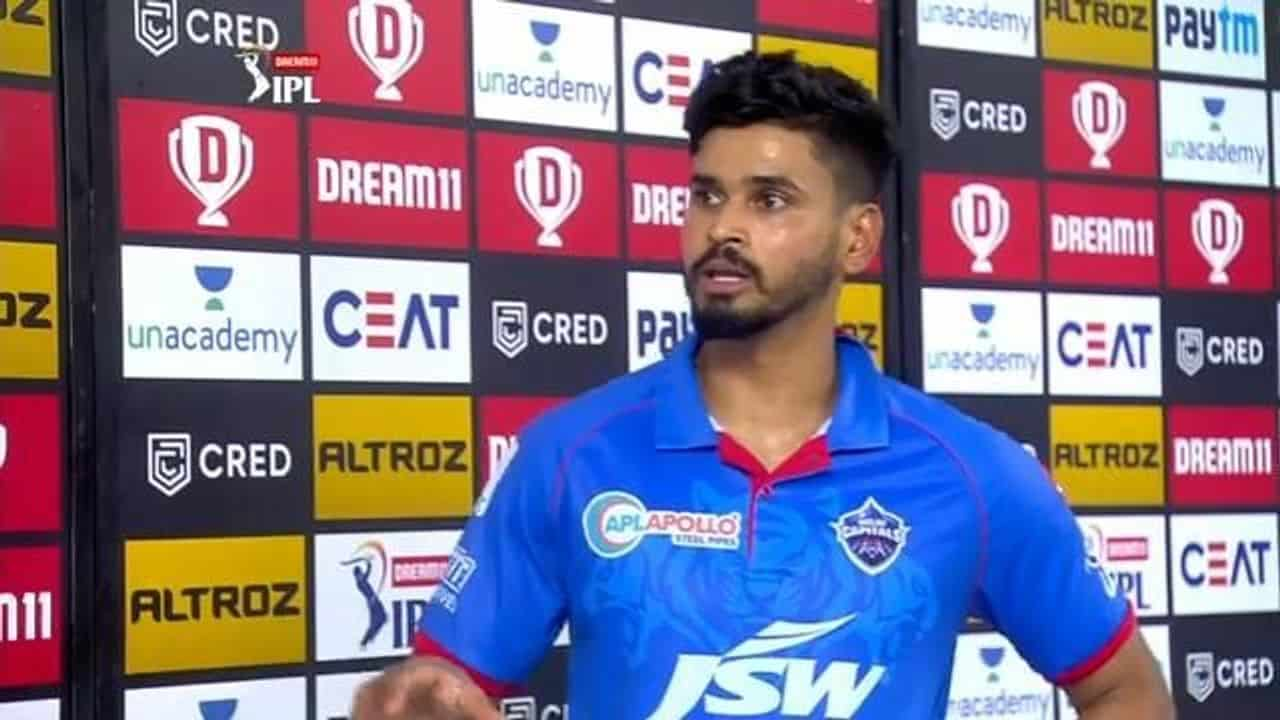 IPL 2020: It's Important to Stick Together as a Team, Says DC Captain Shreyas Iyer