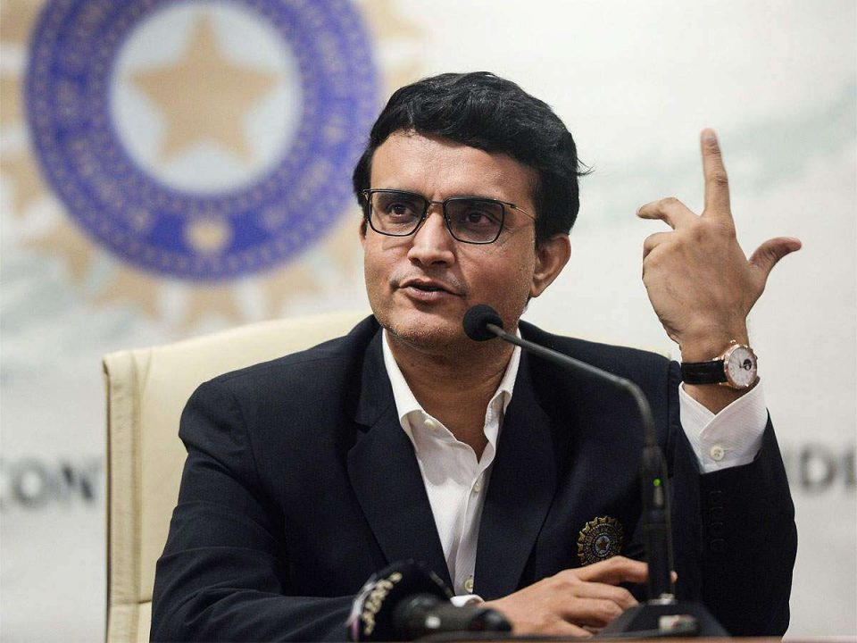 Priority is to Have England Series in India: BCCI President Sourav Ganguly