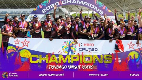 Trinbago Knight Riders Won CPL Title for Fourth Time, Shahrukh Khan Congratulated