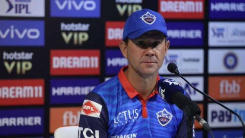 We were outplayed, no excuses from us, says DC coach Ricky Ponting