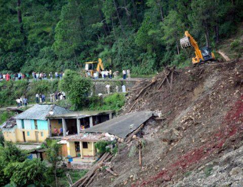 Woman Cricketer Razia Ahmed Killed, 5 Missing as Landslide Buries Several Homes in Meghalaya