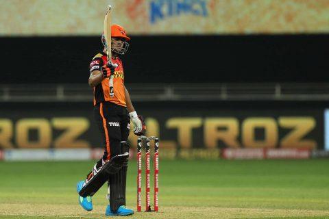 IPL 2020: 19-year-old Priyam Garg Completed his Maiden Fifty of IPL, Overtakes Rohit Sharma-Virat Kohli