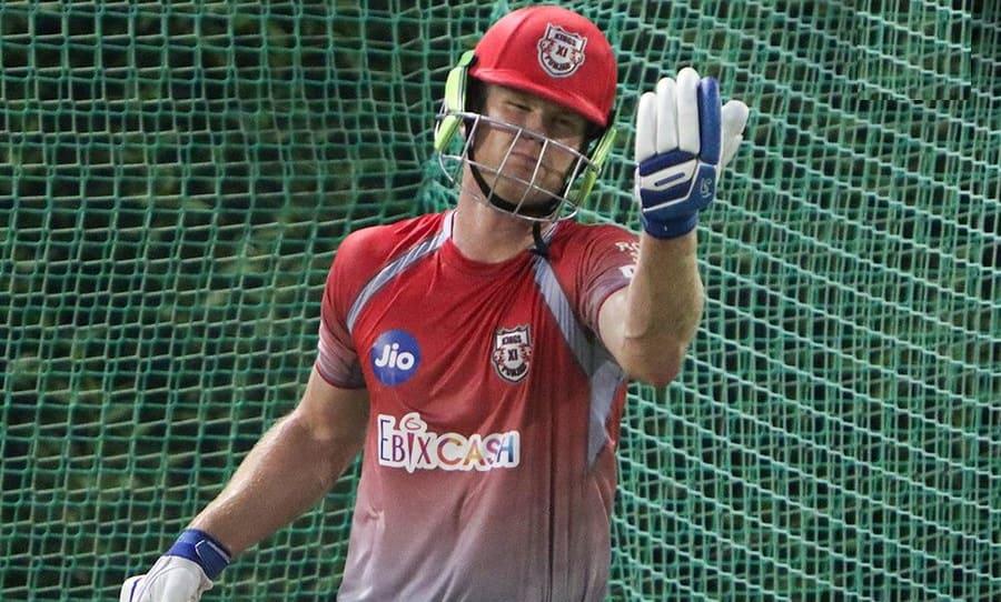 Aakash Chopra Questions Jimmy Neesham Selection in Kings XI Punjab's Playing XI