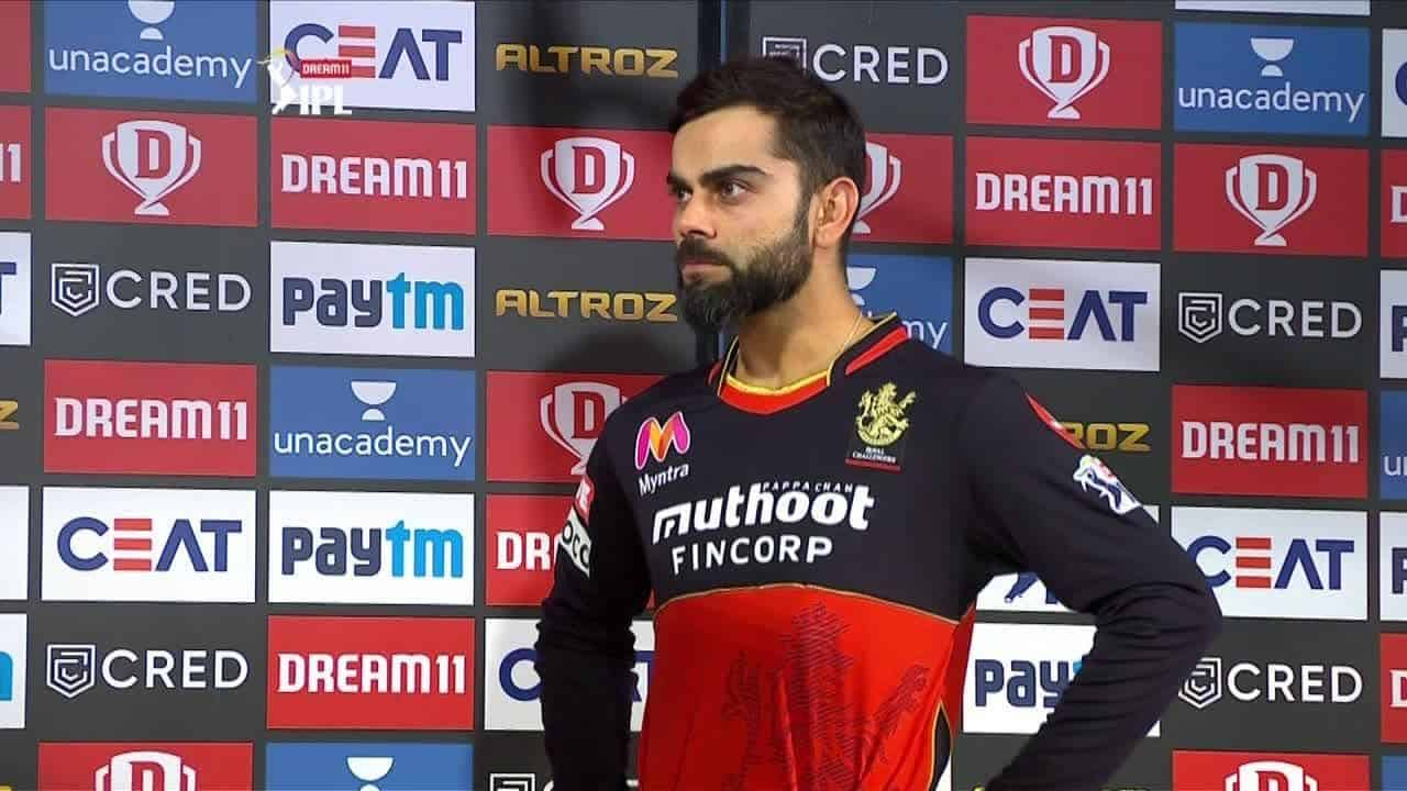 All Depends On The Mindset: RCB Skipper Virat Kohli After The Fifth Win of The Team