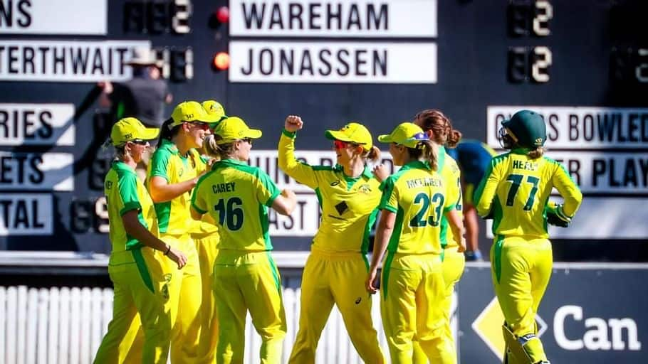 Australia Equal ODI Record With a Massive Victory Over New Zealand