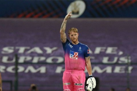 Ben Stokes Dedicates His First Century of IPL 2020 To His Ailing Father