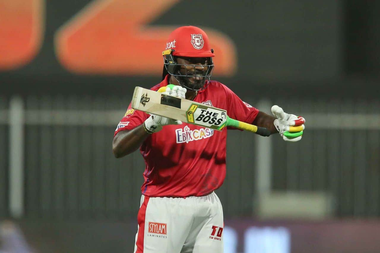 Chris Gayle - Man of The Match for his 51 of 29 Balls