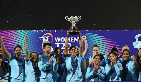 Complete Schedule of Women's T20 Challenge Series, Starting from November 4
