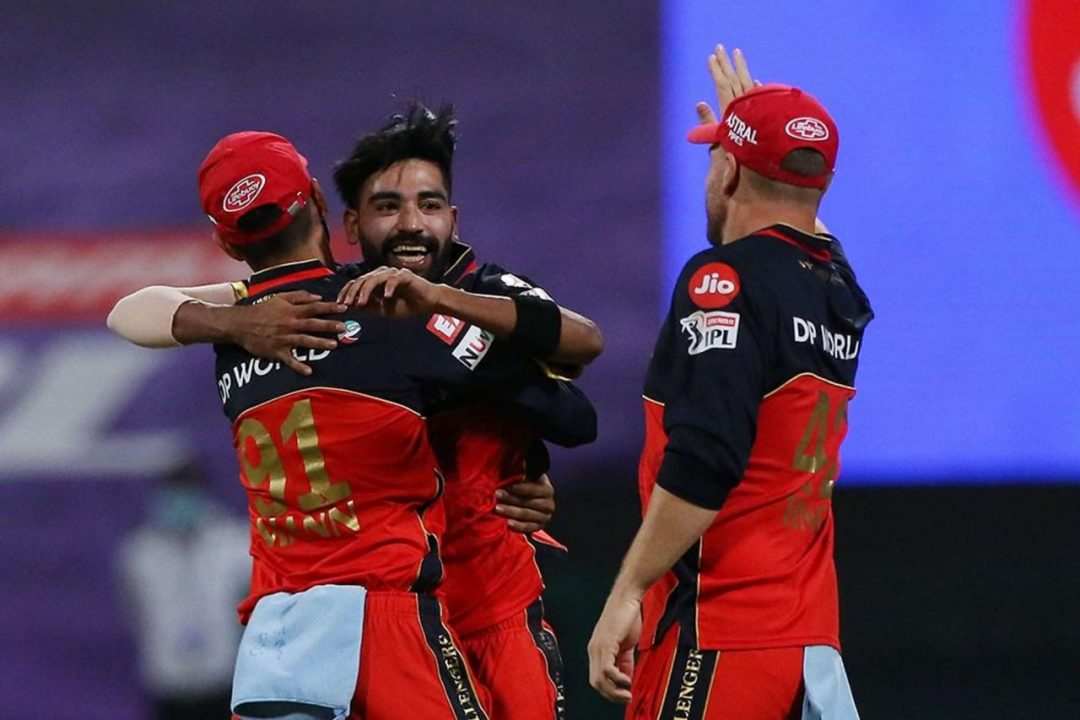 Dale Steyn Hailed Mohammed Siraj After His Record-Breaking Performance Against KKR