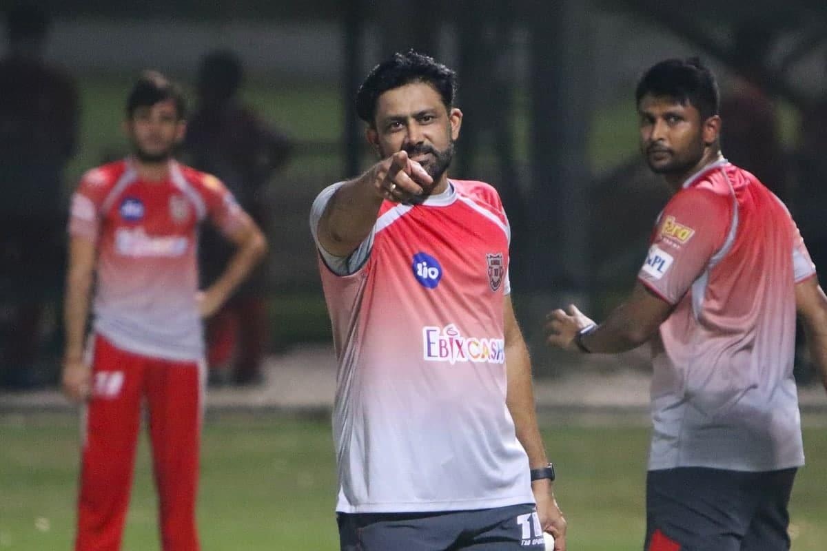 Fans Slammed Anil Kumble For Sending Prabhsimran Ahead Of Maxwell