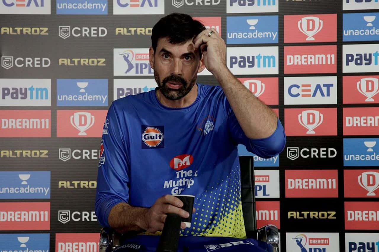 Game Was Almost Over In The Powerplay: Stephen Fleming After CSK's Ten Wickets Loss Against MI