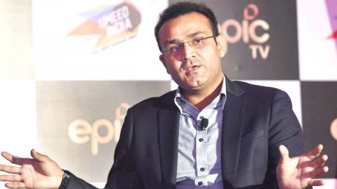 Virender Sehwag Mocks People Celebrating Pakistan's Victory, Questions Ban On Firecrackers For Diwali