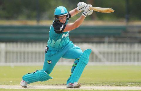 I Took Inspiration From MS Dhoni, Says Australia Batswoman Grace Harris