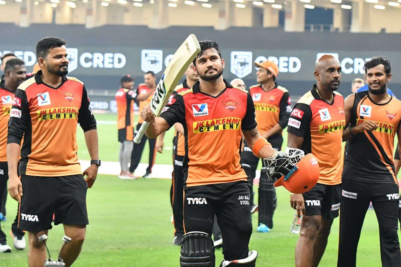 IPL 2020 – RR vs SRH Highlights & Analysis SunRisers Hyderabad Defeated Rajasthan Royals by 8 Wickets, Made Way to Number 5 in Points Table