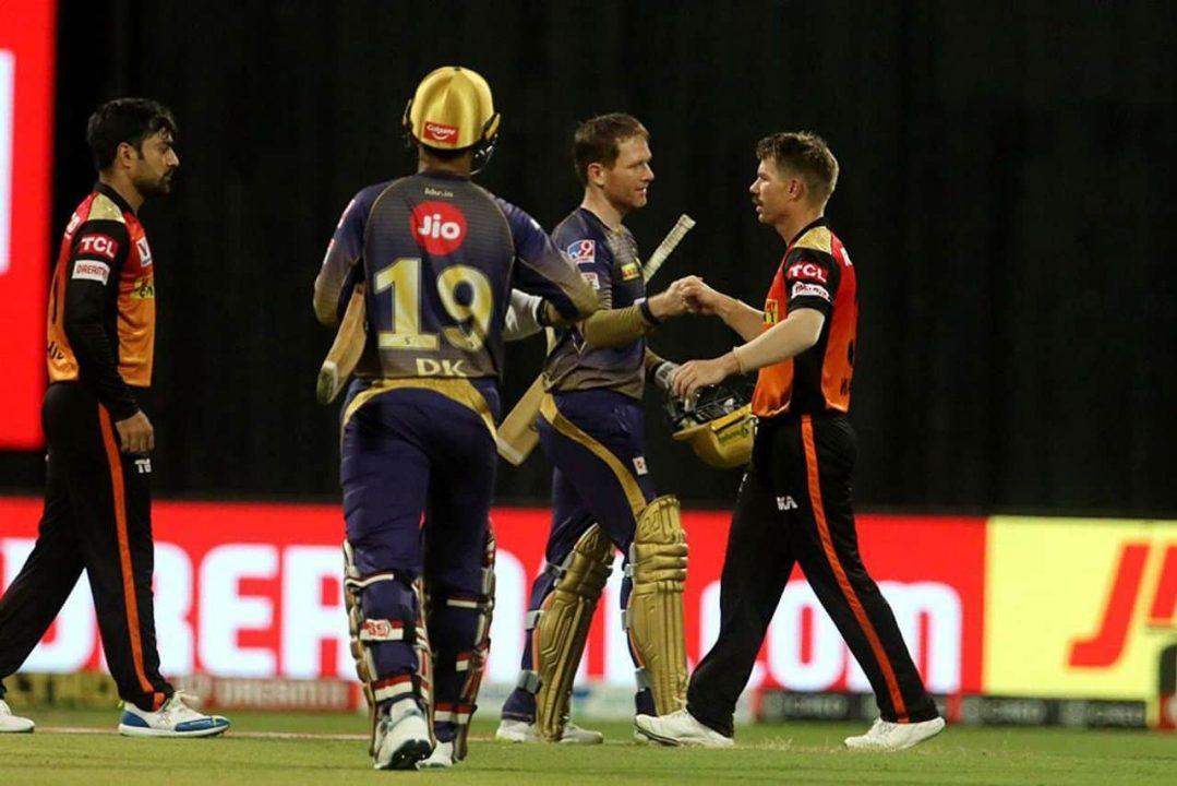 IPL 2020 – SRH vs KKR Highlights & Analysis Kolkata Knight Riders Defeated SunRisers Hyderabad in Super Over; Ferguson's 2 Wickets in 3 Balls in Super Over