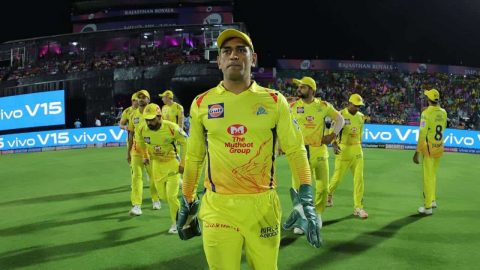 IPL 2020: CSK Skipper MS Dhoni Becomes 1st Player to Feature in 200 IPL Games