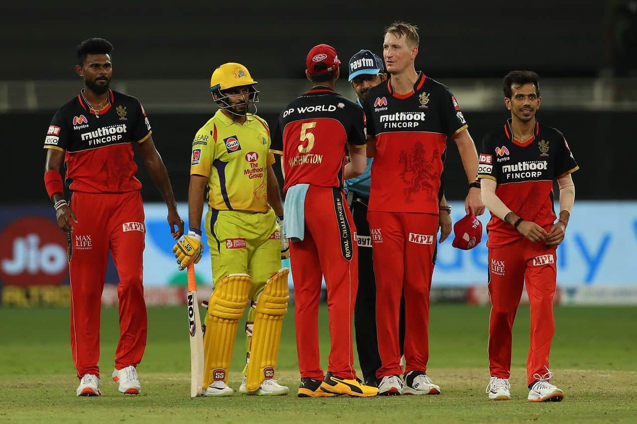 IPL 2020 CSK vs RCB, Royal Challengers Bangalore defeated Chennai Super Kings by 37 Runs and Made its Way to Top 4 in Points Table