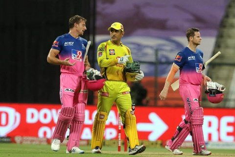 IPL 2020 CSK vs RR, Match-37 - Who Said What Give Those Youngsters a Chance in The Rest of The Tournament -MS Dhoni