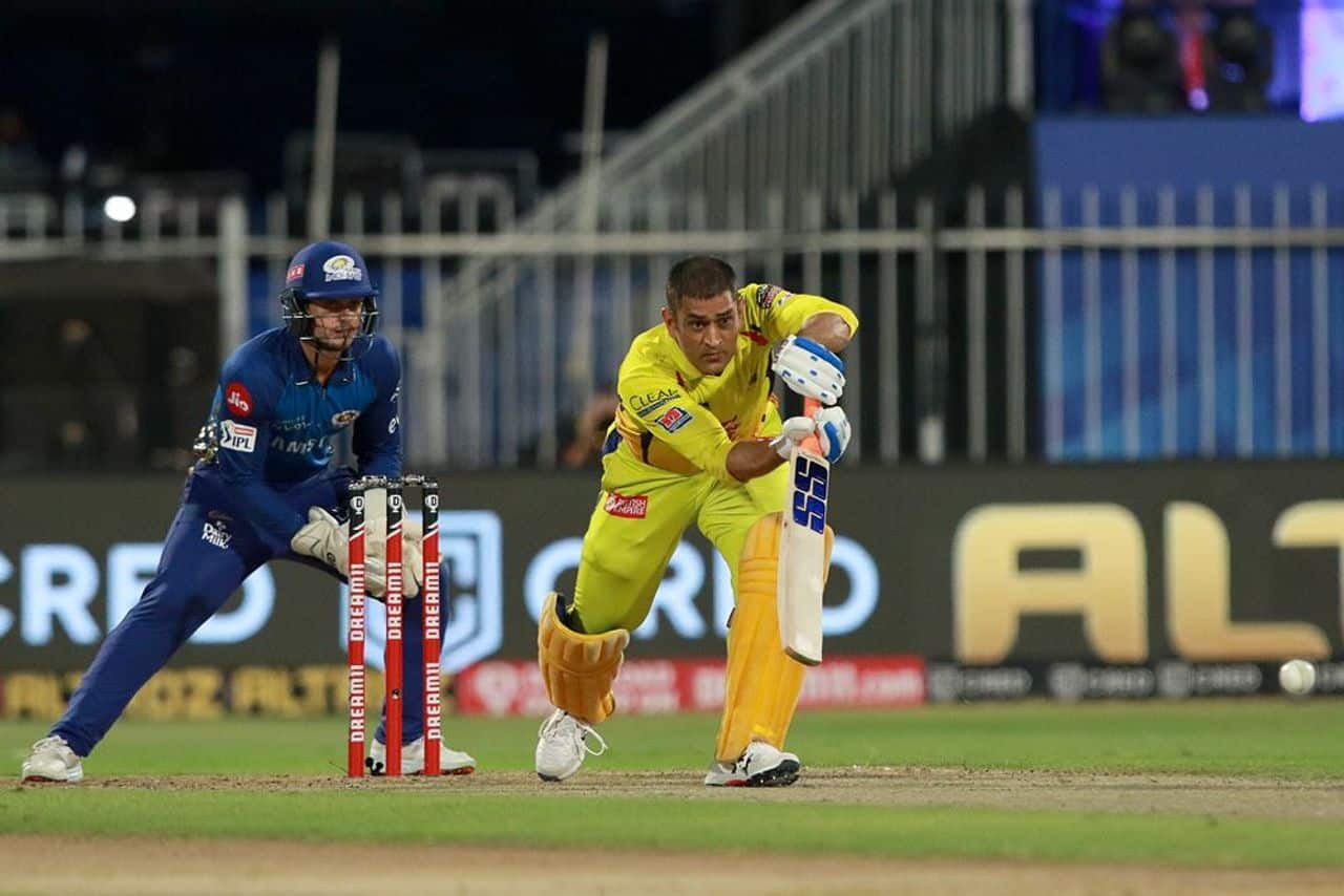 IPL 2020: Captain Can't Run Away Says MS Dhoni After The Massive Defeat