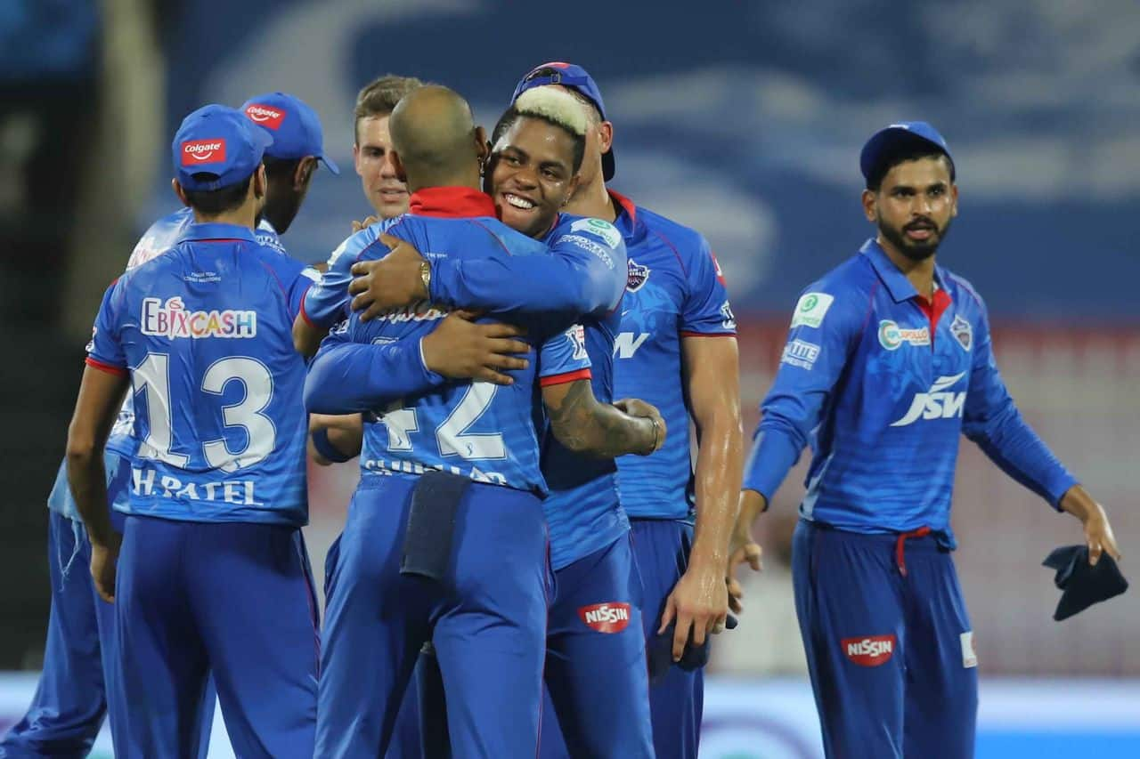 IPL 2020: DC vs KKR, Delhi Capitals Registered Their Third Victory defeated Kolkata Knight Riders by 18 Runs and Tops the Points Table