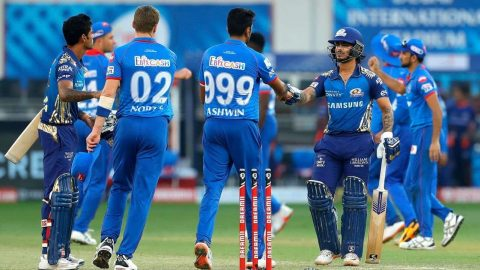 IPL 2020 – DC vs MI Highlights & Analysis: Mumbai Indians Defeated Delhi Capitals by 9 Wickets, Delhi's Path to Playoffs Becomes Difficult