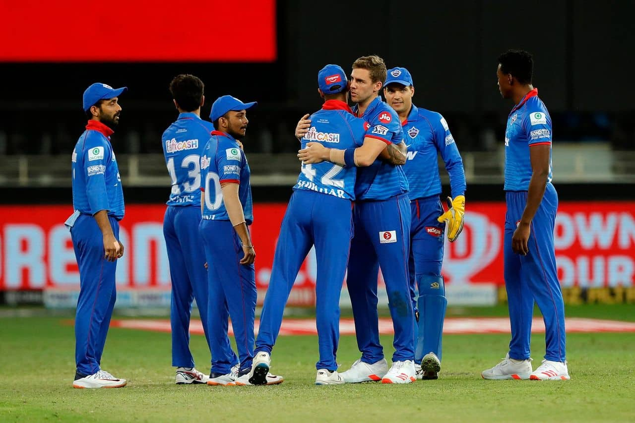 IPL 2020: DC vs RR, Delhi Capitals defeated Rajasthan Royals by 13 Runs; Tops the Points Table; Shikhar Dhawan's 39th IPL Fifty
