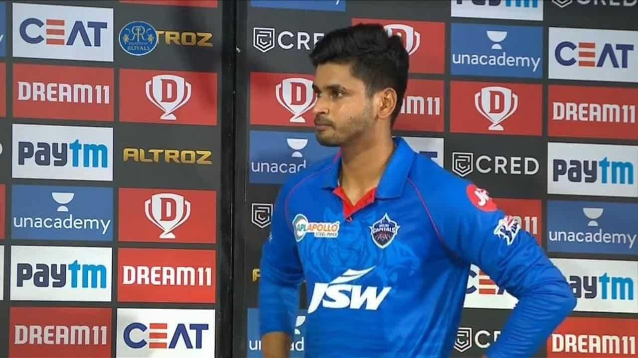 IPL 2020, DC vs RR, Thought it Was an Under Par Score: Shreyas Iyer After Winning The Match