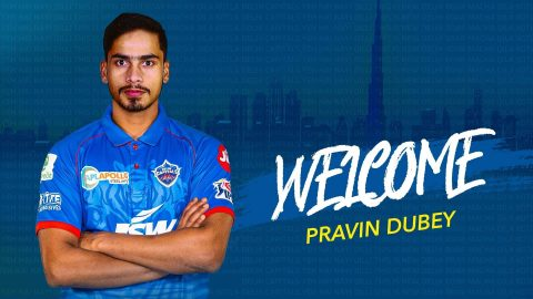 IPL 2020: Delhi Capitals Announce Leg-Spinner Pravin Dubey as Replacement For Injured Amit Mishra