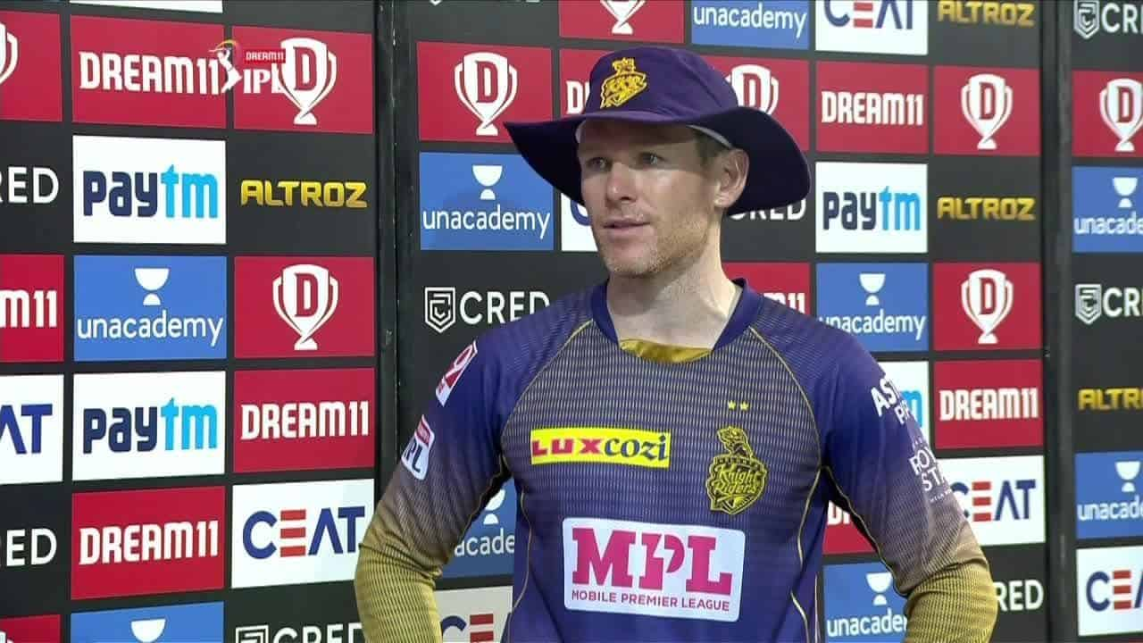 IPL 2020: Eoin Morgan Revealed That He Misread The Pitch And KKR Should Have Bowled First