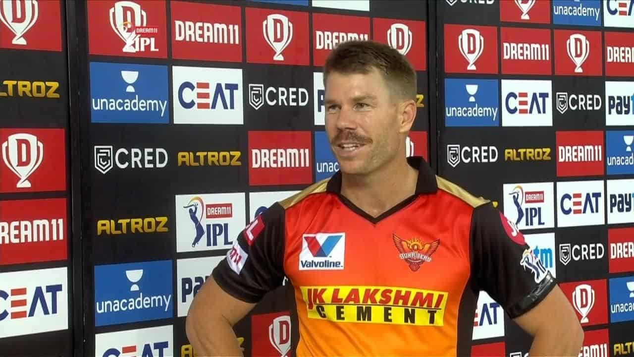 IPL 2020: Having 6-7 Bowlers in The Team Helps -David Warner After Losing The Match Against CSK