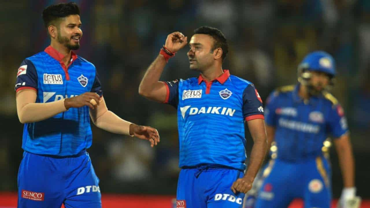 IPL 2020: Injured Amit Mishra Ruled Out of The Season Due to Injury.