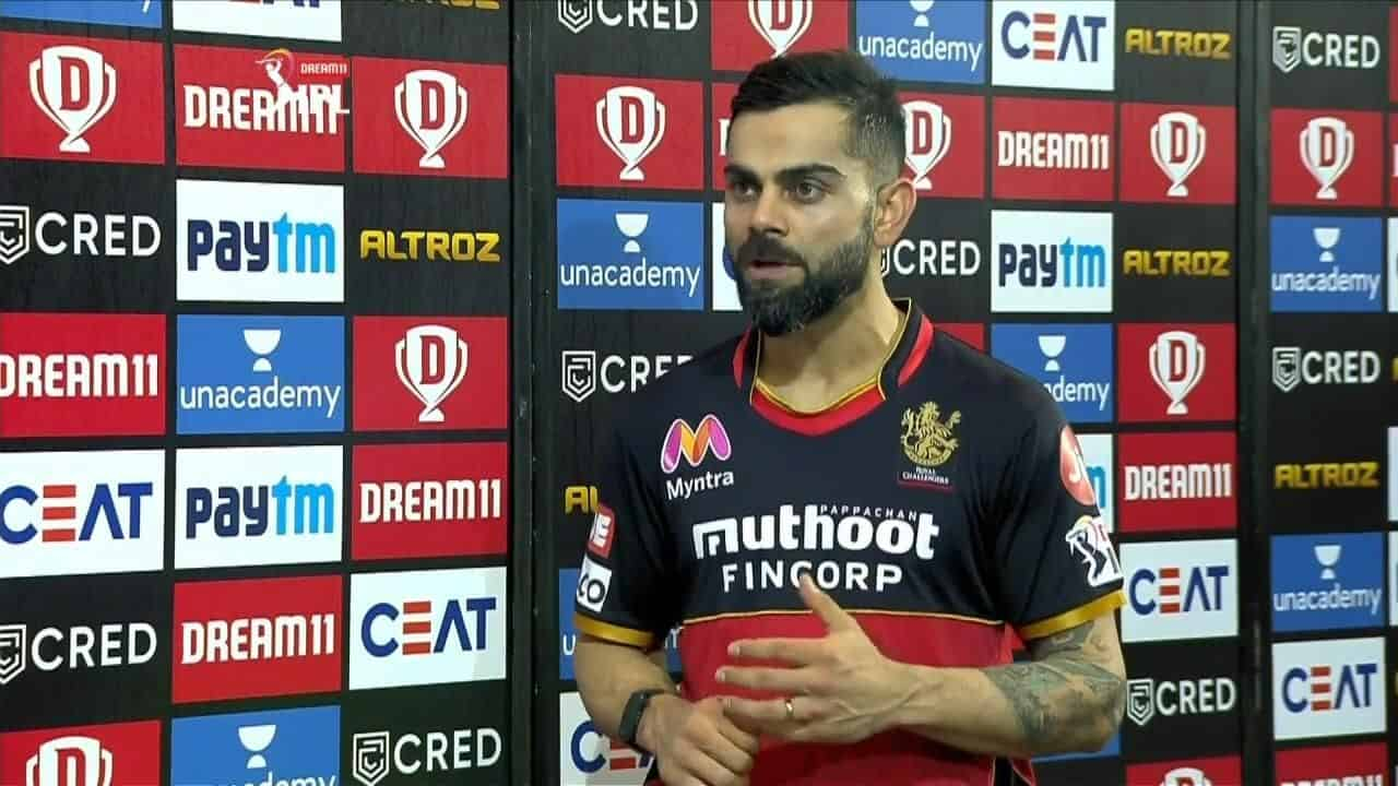 IPL 2020: It Was A Good Toss To Lose - Virat Kohli After Marking An Easy Win Against KKR