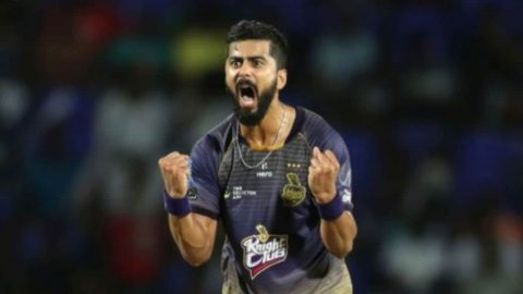 IPL 2020: KKR Pacer Ali Khan Ruled Out of Tournament Due To Injury
